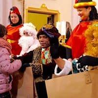 Visita a SSMM los Reyes el 4 de enero.